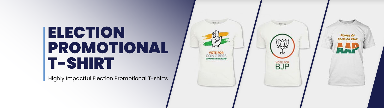 Election Promotional T-Shirt
