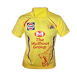 Chennai Super Kings Jersey