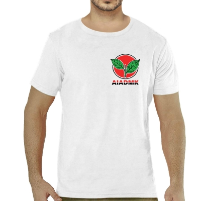 AIADMK Election T Shirt in Delhi