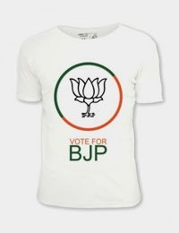 BJP Election T Shirt in Delhi