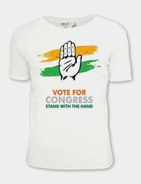 Congress Election T Shirt in Delhi