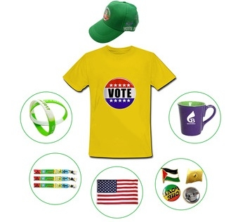 Election Promotional Items