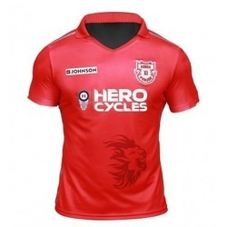 Kings XI Punjab Jersey Manufacturers in Delhi
