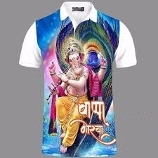 Sublimation T Shirt Printing in Delhi