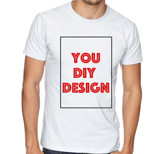 Round Neck T Shirt Printing Services in West Bengal