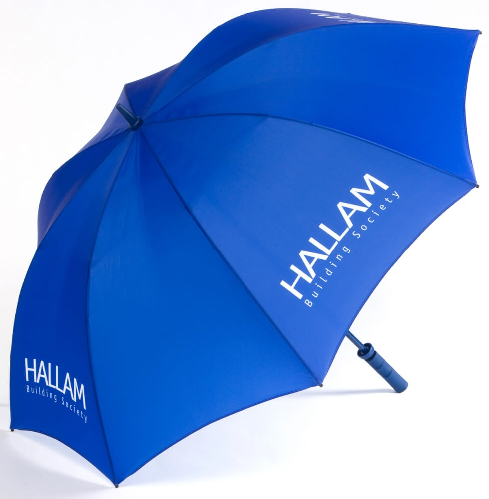 Corporate Umbrella printing