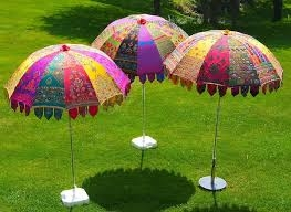 Garden Umbrella Printing Services in Anantapur