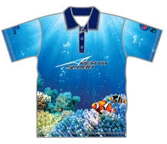 Sublimation T Shirt Printing Services in Uae
