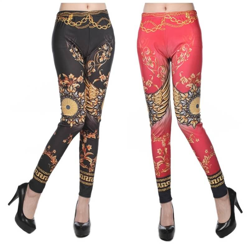 Leggings Printing Manufacturer