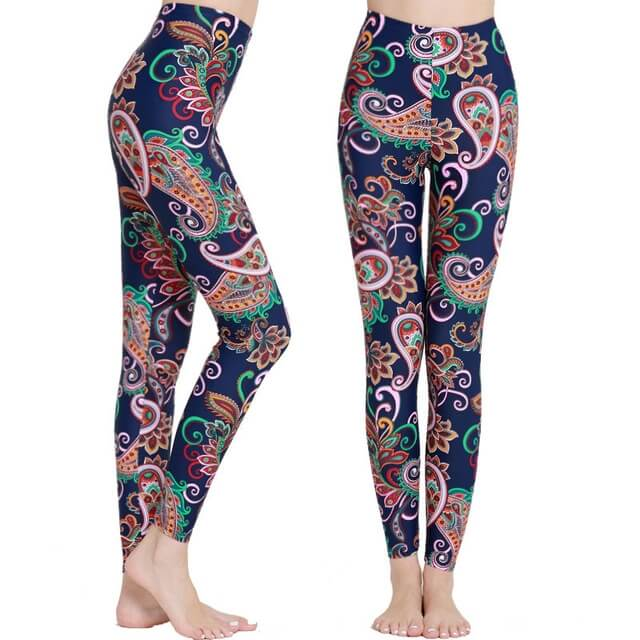 Leggings Printing Services in Azamgarh