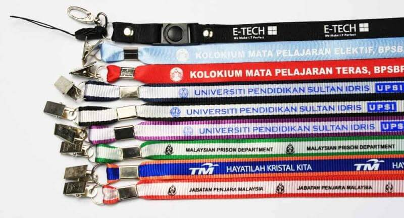 Lanyards Printing Services in Kerala