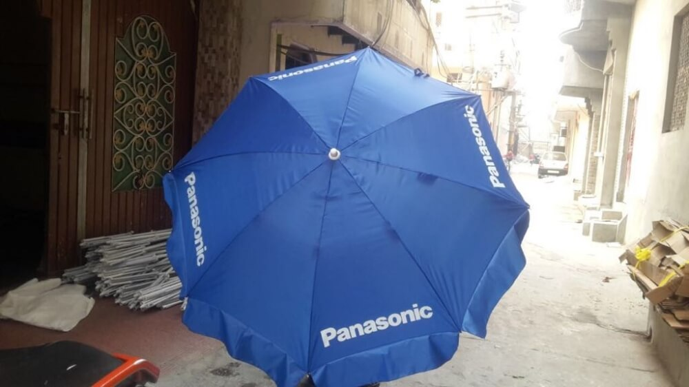 Umbrellas in Bangladesh