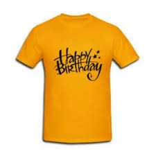 Customized T Shirt Printing Services in Uae