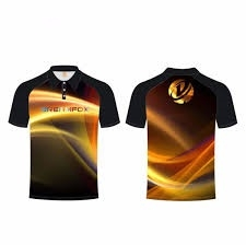 Cricket Jersey Printing Services in Bangladesh