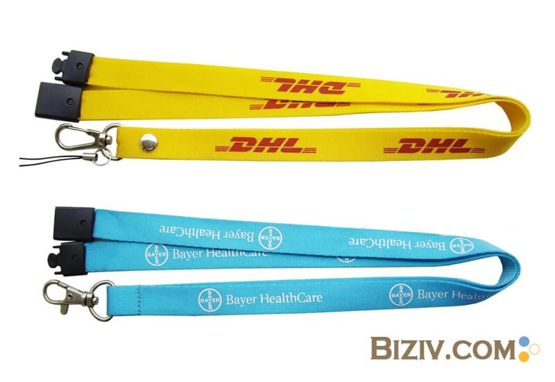 Lanyards Printing Services in Canada