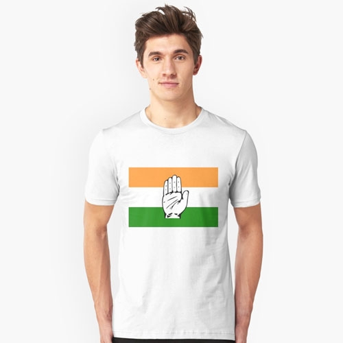 Congress Election T Shirt Services in Gujarat